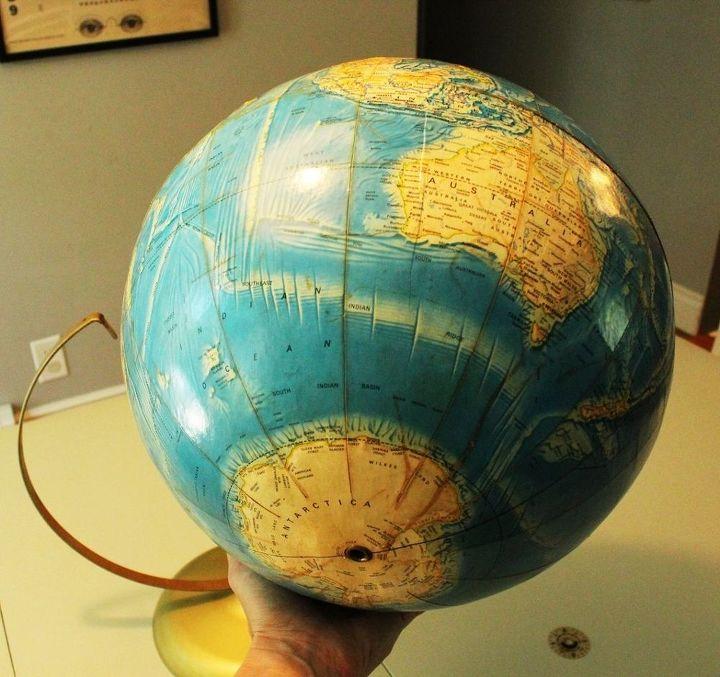 diy globe pendant light, diy, electrical, lighting, repurposing upcycling