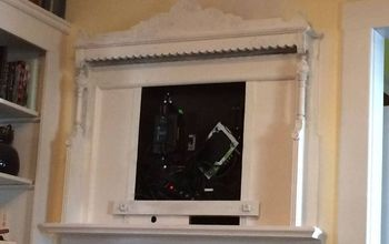 Funkification of Wall-mounted TV