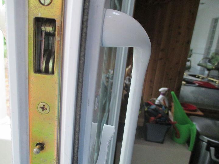 q sliding glass door lock, doors