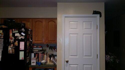 Kitchen Barn Door Hometalk