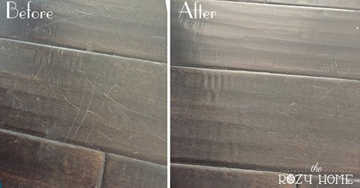 Cat Scratch Fever Aka Disguising Pet Scratches In Hardwood Floors Hometalk