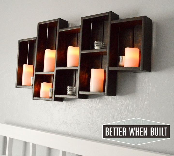 Diy display shelf hometalk for Display bedroom ideas
