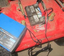 battery didn t survive the winter don t replace it just yet, lawn care, tools
