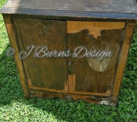 Recreate Missing Furniture Trim And Molding, Painted Furniture, Repurposing  Upcycling