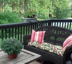 Superieur Back Yard Chronicles My Makeover On A Dime, Decks, Gardening, Outdoor  Furniture,