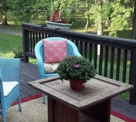 Genial Back Yard Chronicles My Makeover On A Dime, Decks, Gardening, Outdoor  Furniture,