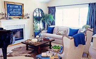 a non traditional fall home tour, dining room ideas, home decor, living room ideas, seasonal holiday decor