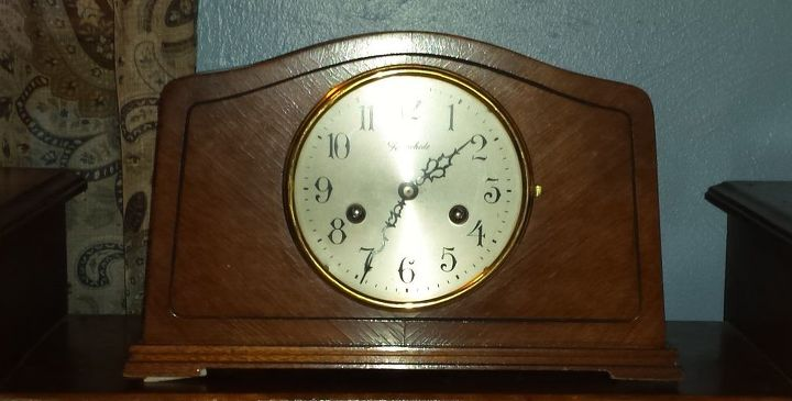 q looking for ideas re repurposing mantel clock, crafts, repurposing upcycling