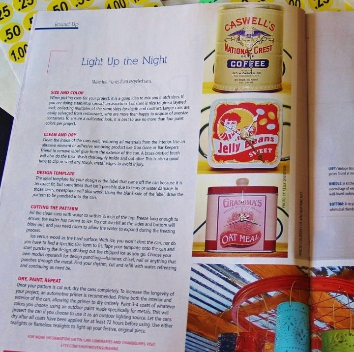 make a tin can into a clock in less than 30 minutes, crafts, repurposing upcycling