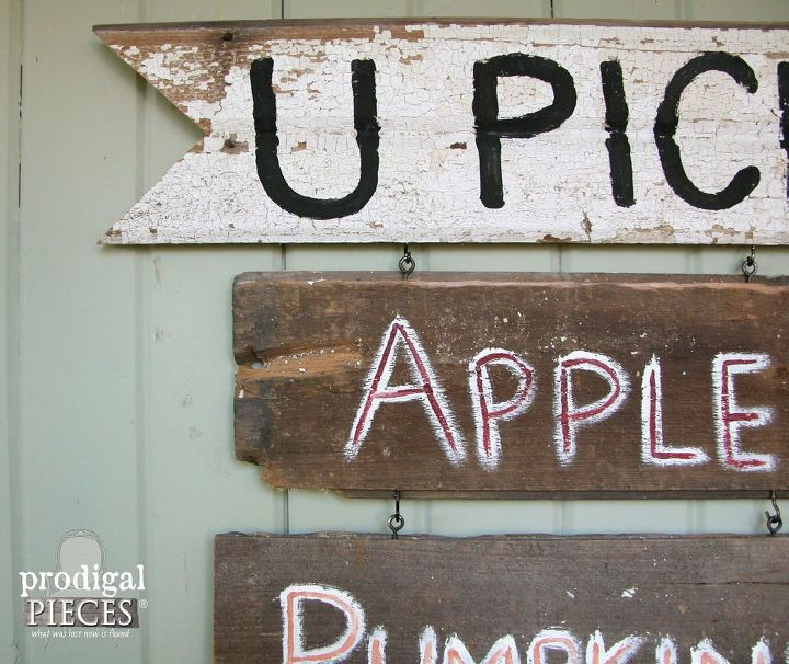 diy fall harvest sign, crafts, how to