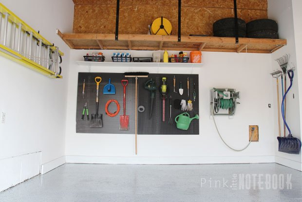 Garage Makeover Before After Garages Organizing Storage Ideas