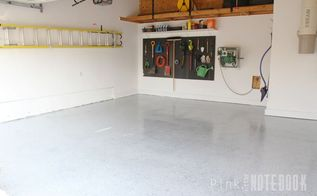 garage makeover before after, garages, organizing, storage ideas
