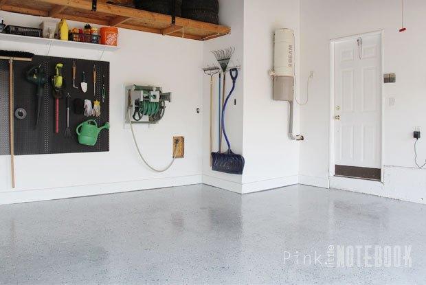 garage makeover before after garages organizing storage ideas - Garage Makeover