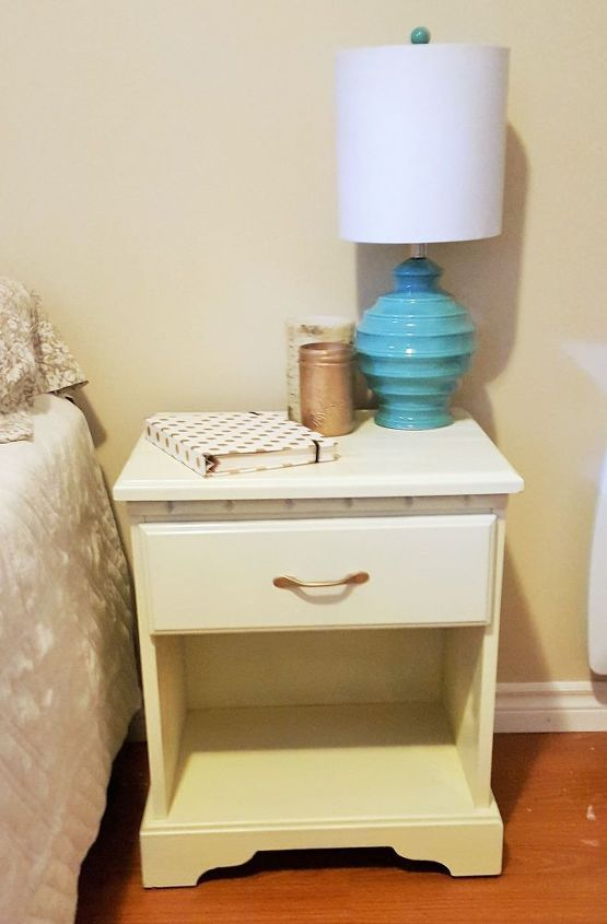 Easy Diy Nightstand Makeover Painted Furniture