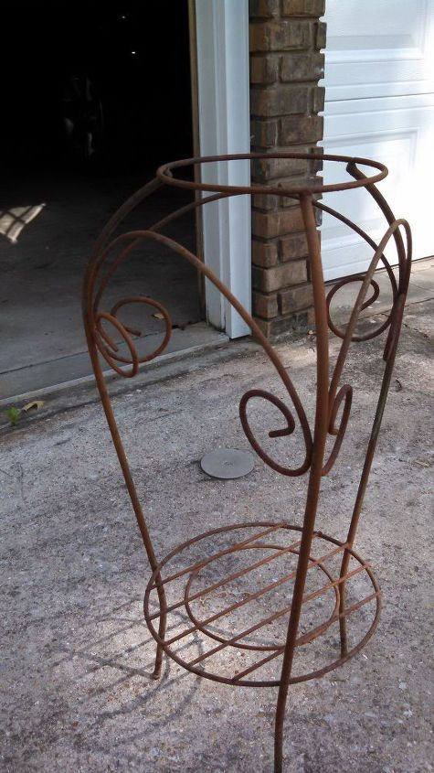 q rust, painted furniture, painting over finishes