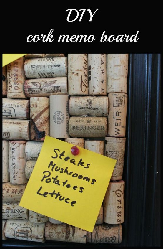 don t throw out those wine corks, crafts, repurposing upcycling