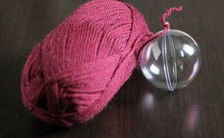 diy felted dryer ball pumpkins, crafts, seasonal holiday decor