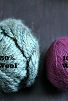 diy felted dryer ball pumpkins, crafts, seasonal holiday decor