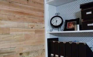 rustic plank wall cedar wall easy diy, diy, home decor, how to, pallet, repurposing upcycling, wall decor, woodworking projects