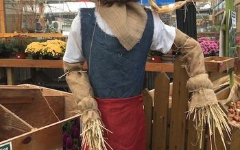 33 Cool Scarecrow Ideas