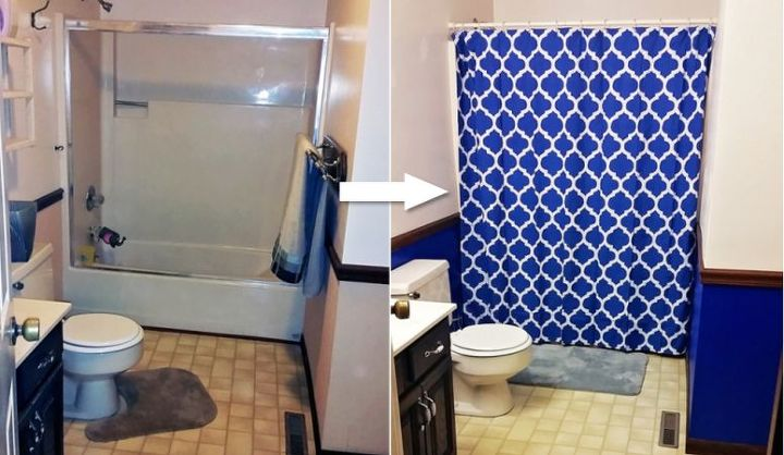 Diy Remove Your Shower Door Bathroom Ideas Home Improvement Small