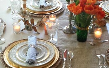 Favorite Fall Tablescapes