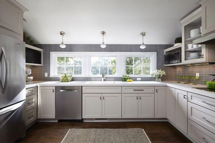 historic guest cottage is renewed as grandmother s home, home improvement, kitchen backsplash, kitchen cabinets, kitchen design