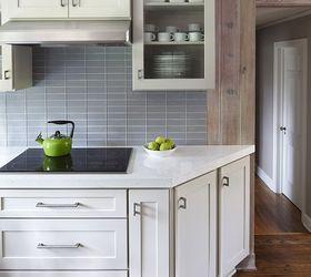 Historic Guest Cottage Is Renewed As Grandmother S Home, Home Improvement,  Kitchen Backsplash,