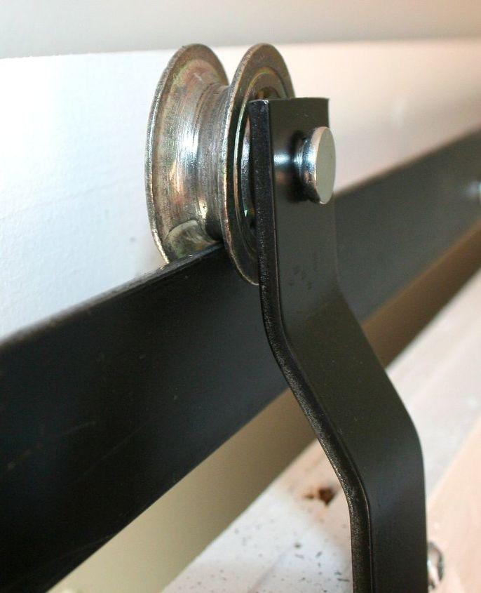 Diy Barn Door Hardware For 30 Hometalk