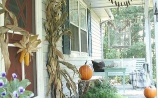 the little farm fall home tour, home decor, seasonal holiday decor