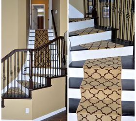 Project Of The Day Stair Remodel Part 2, Flooring, Hardwood Floors, Home  Improvement