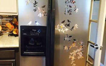 Dented Refrigerator Fix!