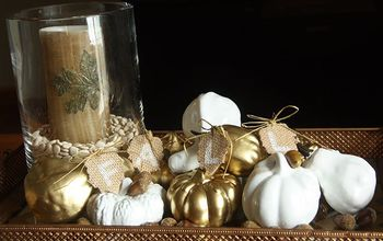 Neutral Coffee Table Decor for the Fall