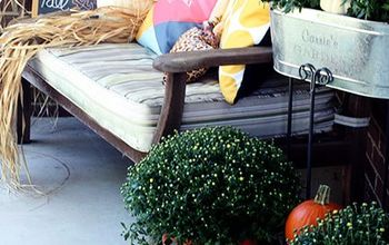 Fall Porch Reveal