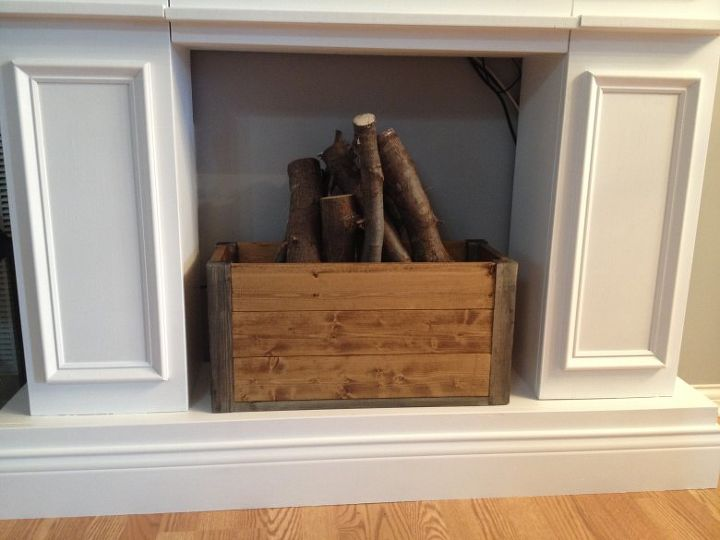A Simple Diy Project Two Toned Wood Box Hometalk