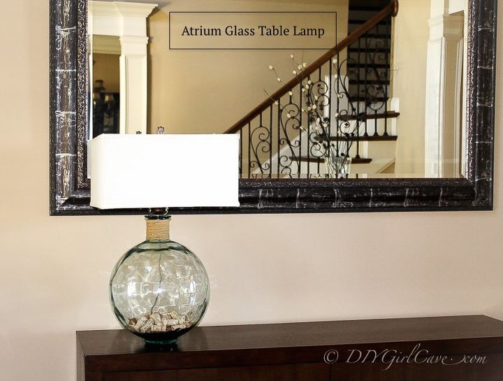 Diy restoration hardware lamp hack hometalk how to make a lamp out of anything diy how to lighting aloadofball Image collections