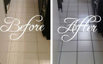 How-To: Recolor Grout, WITHOUT Re-grouting!
