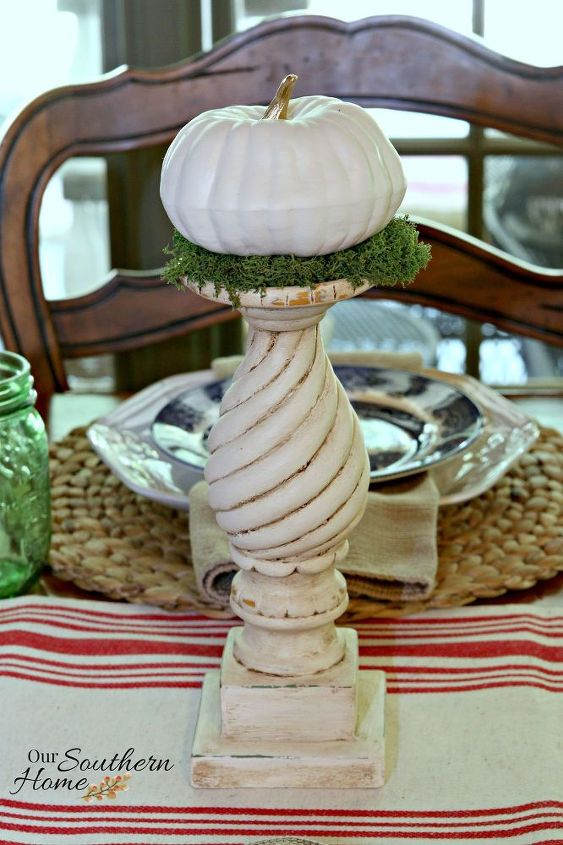 casual fall dining, crafts, home decor, painted furniture, repurposing upcycling, seasonal holiday decor