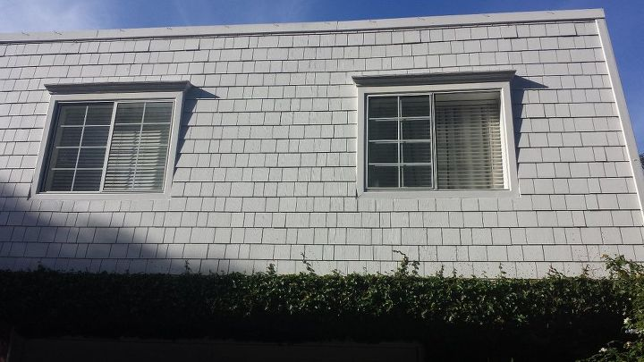 q question about working shutters, curb appeal, Front if my house It s killing me how plain it is