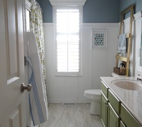 Superbe Kids Guest Bathroom Makeover On A Budget, Bathroom Ideas