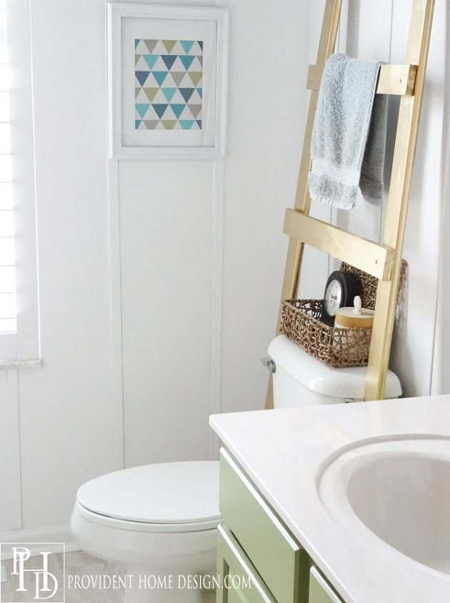 kids guest bathroom makeover on a budget bathroom ideas