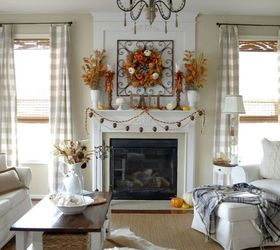 Our 2015 Fall Great Room, Home Decor, Living Room Ideas, Seasonal Holiday  Decor