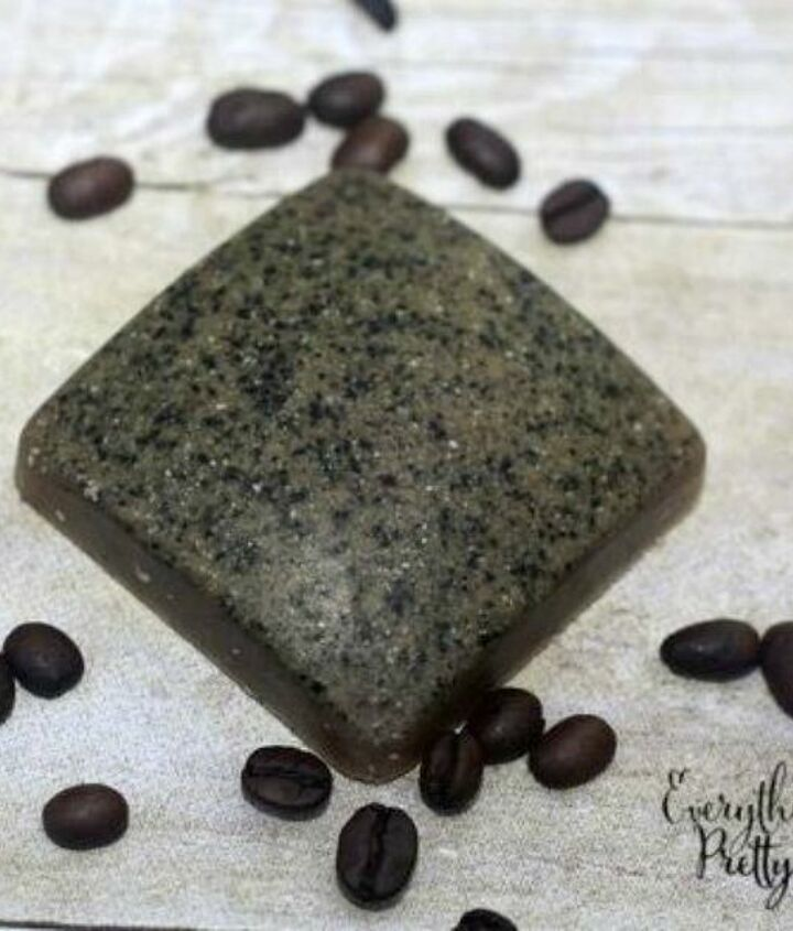 s 15 brilliant ways to use all of your coffee leftovers, cleaning tips, composting, container gardening, crafts, repurposing upcycling, Gardener s Trusty Soap