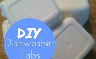 diy dishwasher tablets, appliances, cleaning tips, home maintenance repairs