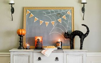 Halloween Decor for Your Dining Room