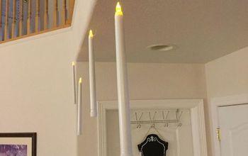 Halloween Hogwarts Floating Candles