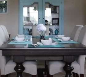 Updated DIY Dining Room Hutch China Cabinet Reveal Hometalk