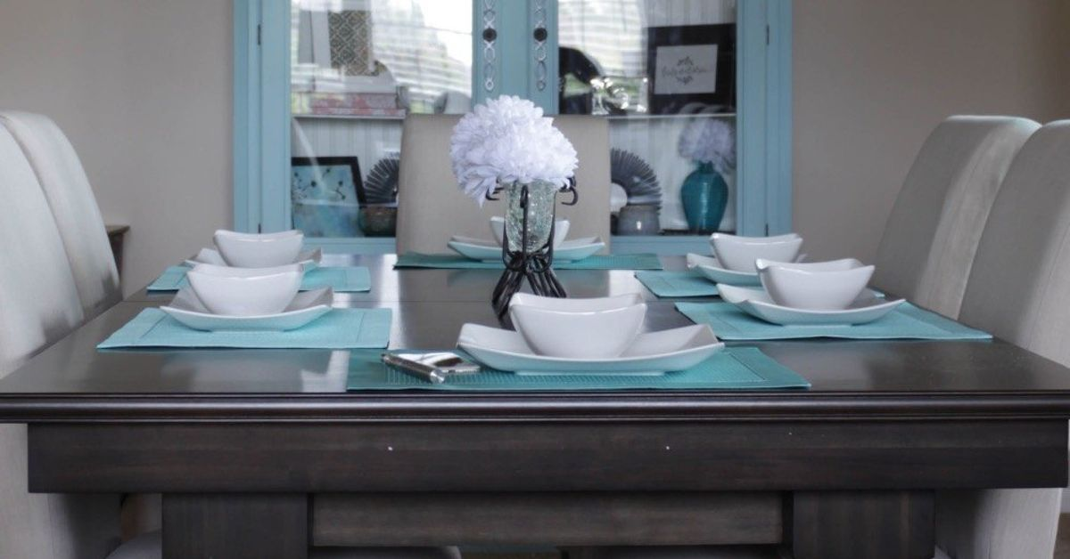 Updated DIY Dining Room Hutch China Cabinet Reveal