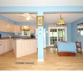 Need Ideas For Paint Color For Open Kitchen Dining Living Room Area |  Hometalk Nice Ideas