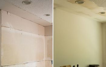 How to Finish Drywall - For Beginners!